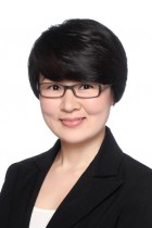 recruiting consultant Ivy Zhang